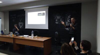 3° Incontro di Alta Formazione con il Prof Alessandro Bogliolo al Lazio Innova di Bracciano